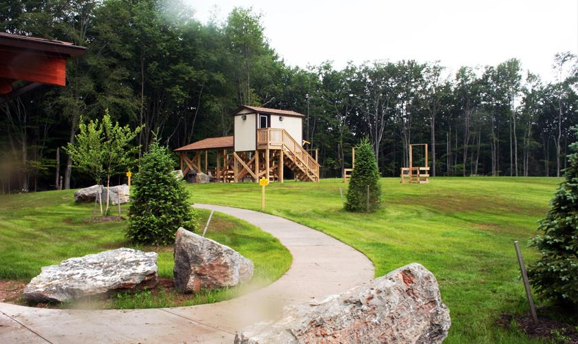 Chapman Technical Group Canaan Valley Resort State Park